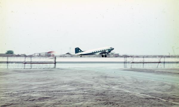 Khormaksar - Somali Airlines DC3