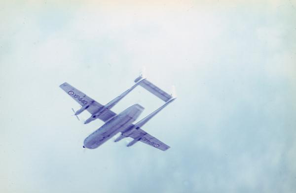 Khormaksar - RAF Argosy