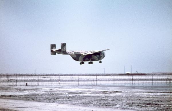 Khormaksar - RAF Beverley