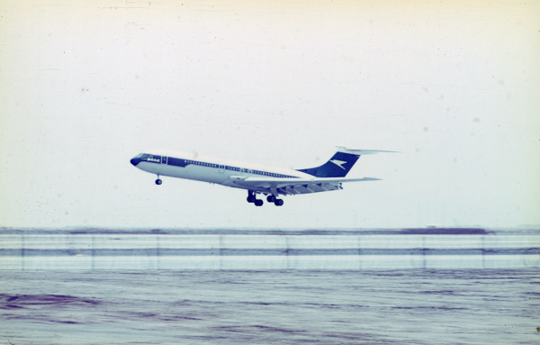 Khormaksar - BOAC VC10
